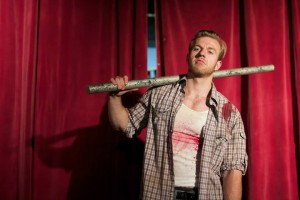 Reece Presley as Richard in Lost Refuge